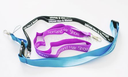 Printed Lanyards are cost effective promotional products that are used for all kinds of events ranging from corporate, to sports to charity events. Our Promotional Lanyards come in a large selection of styles and colours that can only enhance your brand awareness while being used at your corporate event, exhibition, music event, festivals or promotional trade show. Printed lanyards can be used for holding ID badges, mobile phones & whistles amongst other uses.